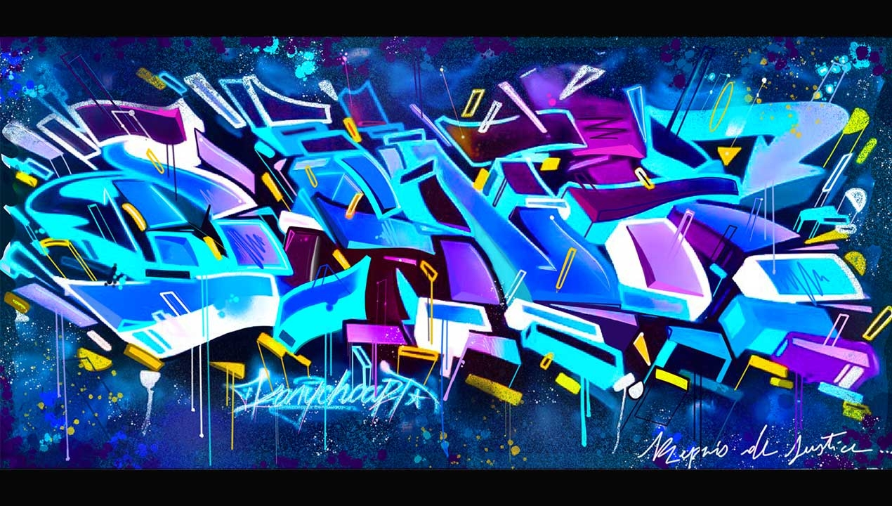 KONY CHO ART GRAFF